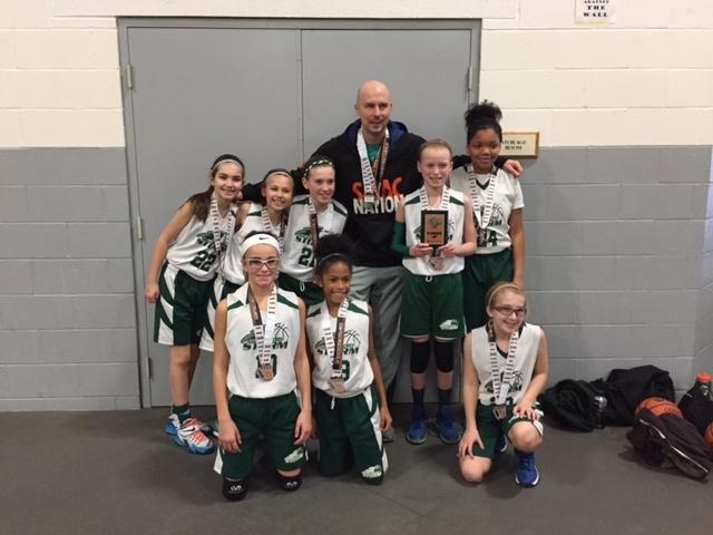 5th Girls Runner-up – Strongsville Storm