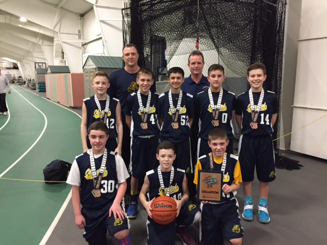 6th Grade Boys Champion – Olmsted Falls
