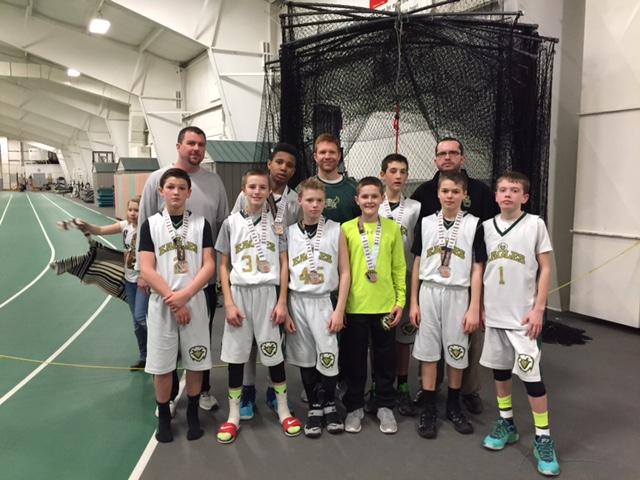 6th Grade Boys Runner-up – Glen Oak