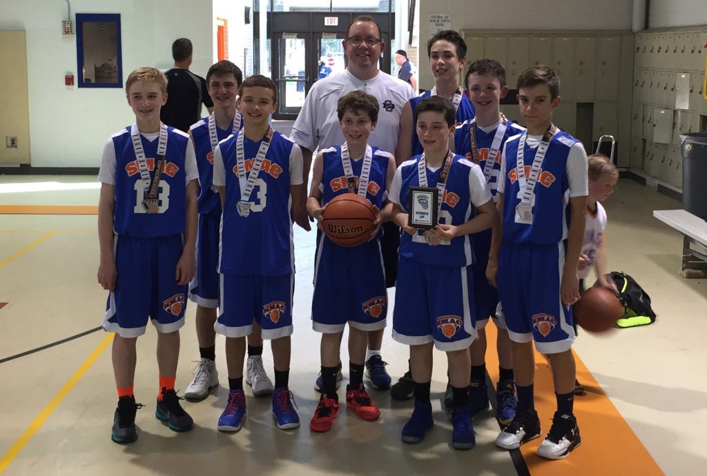7th Grade Boys Runner Up – SMAC Byers