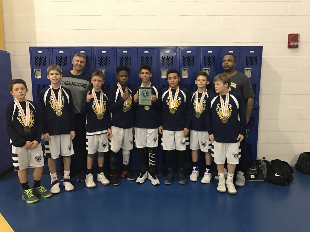 6th Boy Champs – Tallmadge