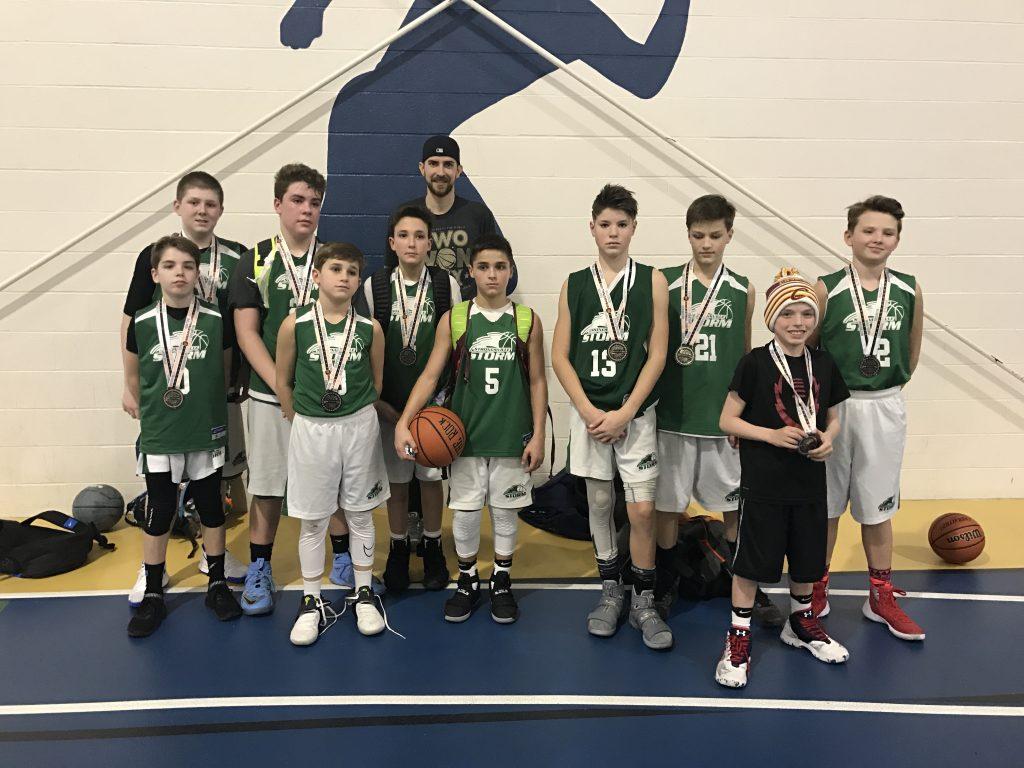 6th Boys Runner up – Strongsville Storm