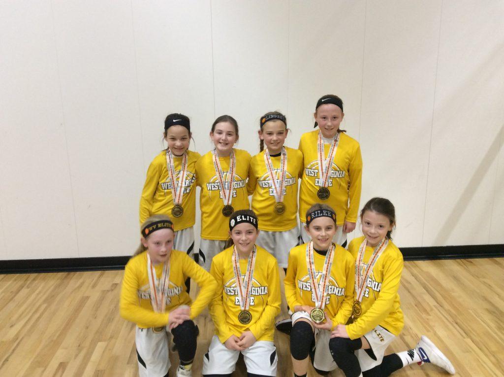 4th Girls Champion – Wheeling Elite