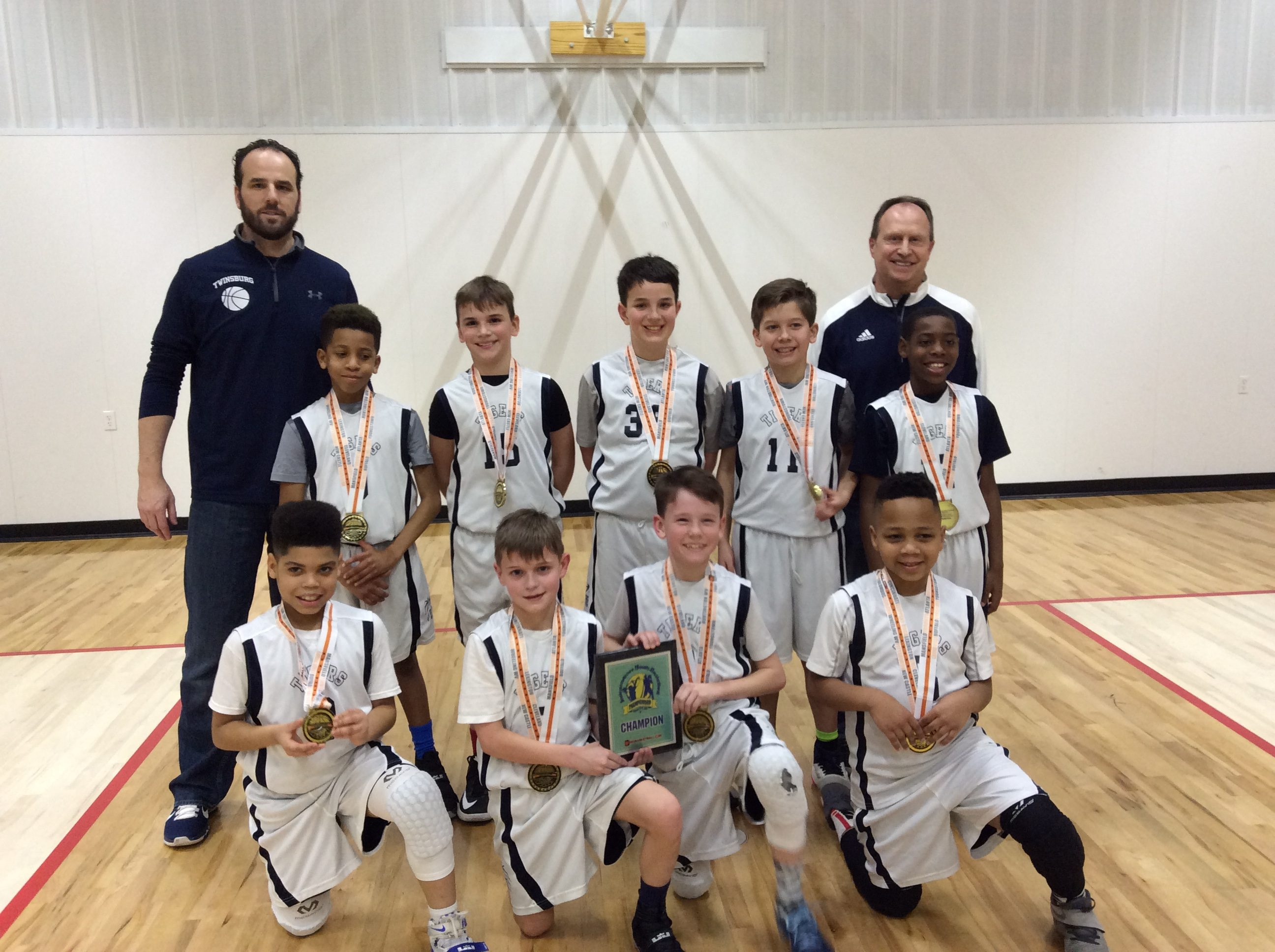 4th Boys Champions – Twinsburg