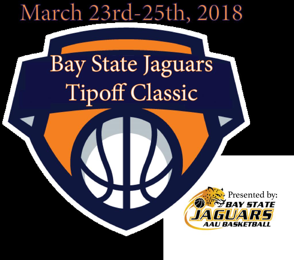 bay State Jaguars Tipoff classic LOGO
