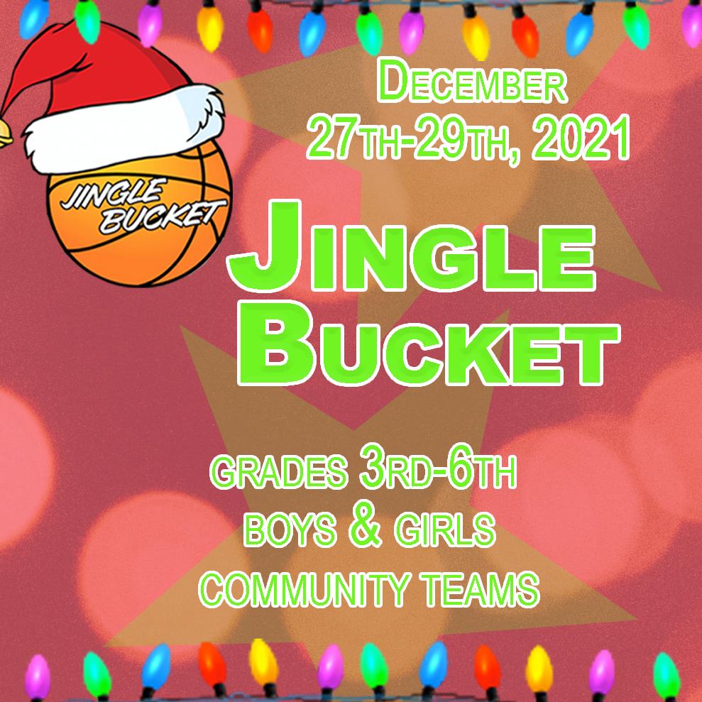 Jingle Bucket Banner