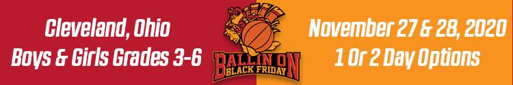 ballin on black friday banner