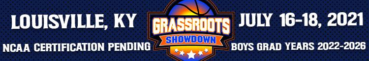 grassrotsshowdown baner